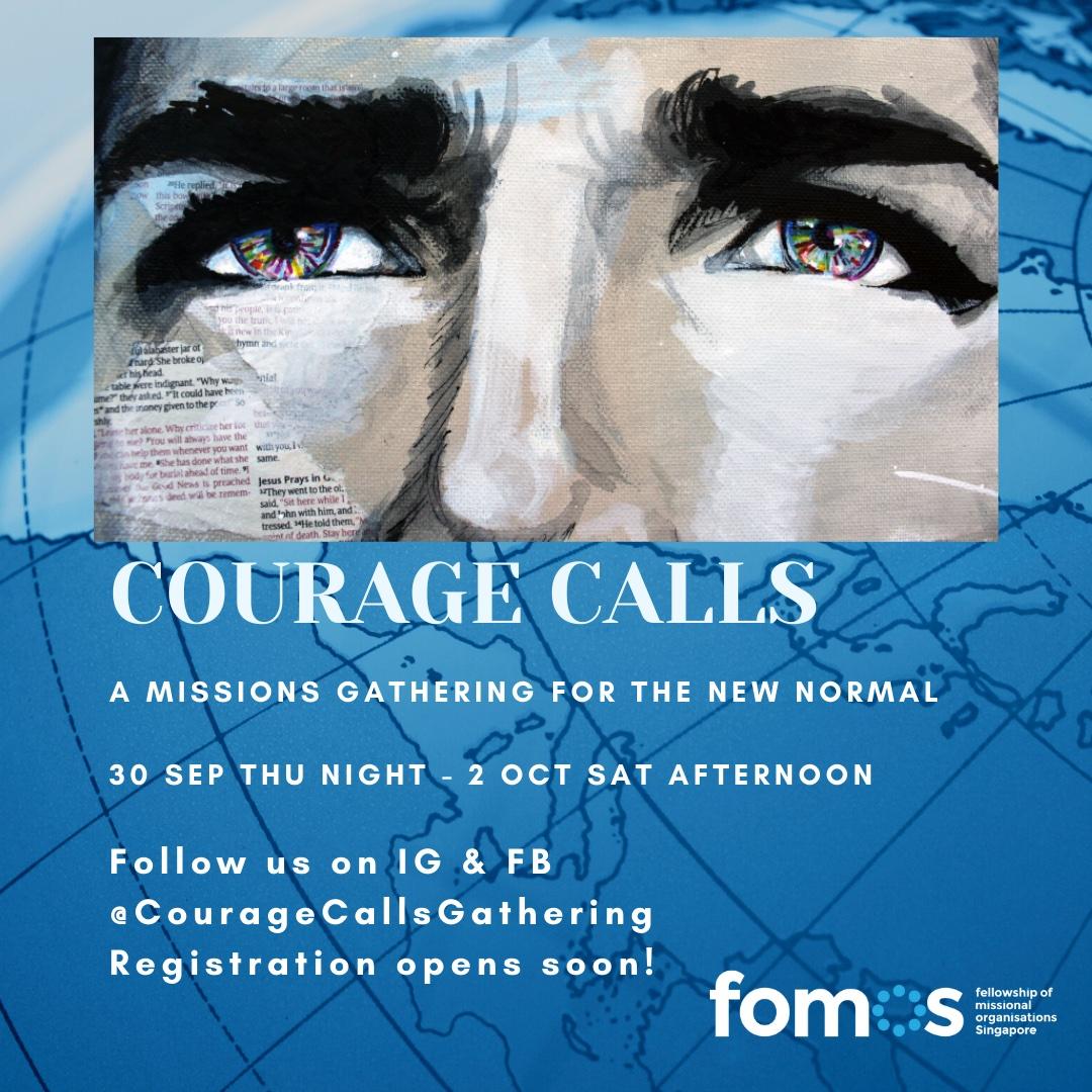 Courage Calls
