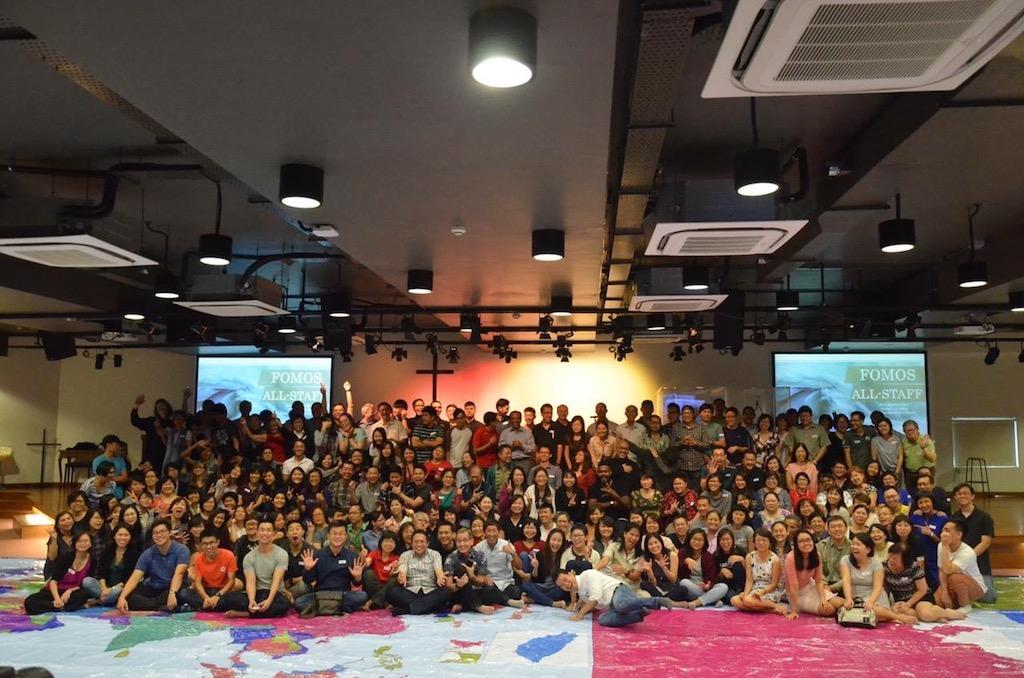 2017 FOMOS All Staff Gathering